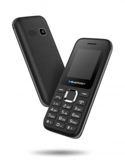 Blaupunkt FS 03 Single Sim Mobiltelefon fekete-szürke (FS 03 Black-Grey)