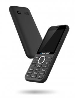 Blaupunkt FM 02 Dual Sim okostelefon fekete (FM 02 Black)