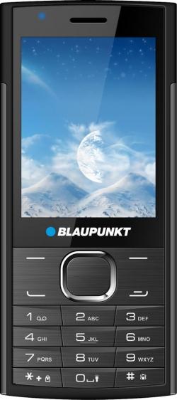 Blaupunkt FL 01 Single Sim Mobiltelefon fekete-szürke (FL 01 Black-Grey)