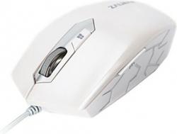 Zalman Gaming Mouse ZM-M130C fehér (ZM-M130C white)