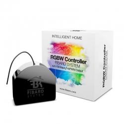 Fibaro FGRGBWM-441 RGBW világítás szabályzó fekete (5902020528159)