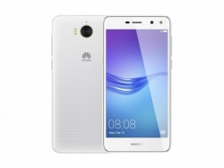 Huawei Y6 2017 DualSim 16 GB Okostelefon Fehér (51091MCD)