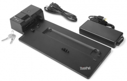 ThinkPad ULTRA Dock Side Dock fo Thinkpad xx80 notebooks - 135W EU fekete (40AJ0135EU)