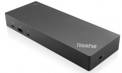 ThinkPad Hybrid USB-C with USB-A Dock -EU 135W fekete (40AF0135EU)
