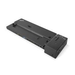 ThinkPad Basic Dock Side Dock for Thinkpad xx80 notebooks - 90W EU fekete (40AG0090EU)