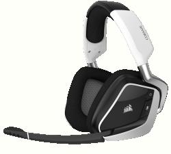 Corsair Gaming Void Pro RGB Wireless Dolby 7.1 Gaming Headset fehér (CA-9011153-EU)