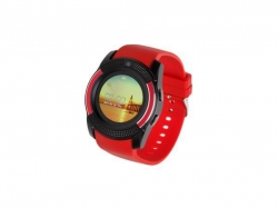 Garett G11 Okosóra Piros - Fekete (5906874848135)