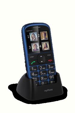 myPhone Halo 2 kék mobiltelefon (5902052864379)