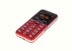 myPhone Halo Easy piros mobiltelefon (5902052866625)