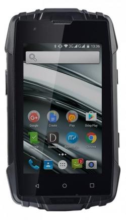 myPhone HAMMER Iron 2 fekete okostelefon (5902052866588)