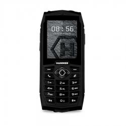 myPhone HAMMER 3+ fekete mobiltelefon (5902052868865)
