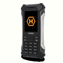 myPhone HAMMER Patriot silver mobiltelefon (5902983602835)