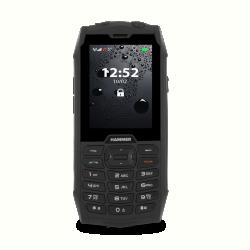 myPhone HAMMER 4 fekete mobiltelefon (5902983604891)