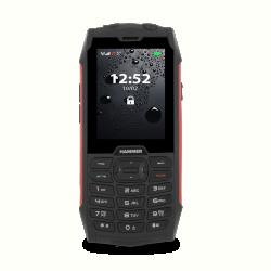 myPhone HAMMER 4 fekete-piros mobiltelefon (5902983604914)