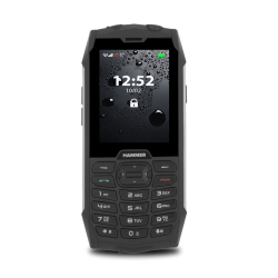 myPhone HAMMER 4 ezüst mobiltelefon (5902983604921)