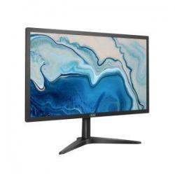 Monitor AOC 22B1H 21,5'' VGA/HDMI fekete (22B1H)