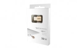 Adata DashDrive UC350 32GB arany (AUC350-32G-CGD)