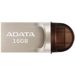 Adata Flash Drive UC370 16GB arany (AUC370-16G-RGD)