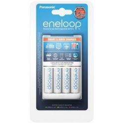 Panasonic  Eneloop Loader BQ-CC55 + 4 x R6/AA1900 mAh