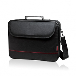 VAKOSS Get Moving notebook táska 15.7 fekete (CT-7288BK)