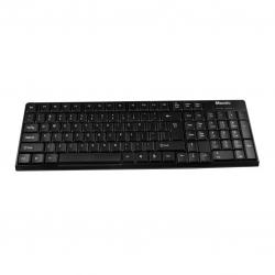 MSONIC számítógépes billentyűzet USB fekete (MK122UKC)