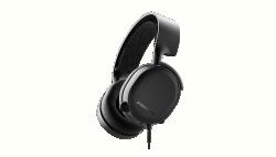 Gaming headset SteelSeries Arctis 3 fekete (61503)
