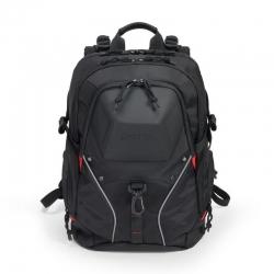 Dicota hátizsák, Active 14-15,6 notebook táska fekete/kék (D31156)