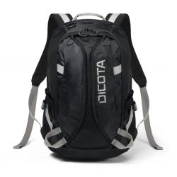 Dicota Backpack ACTIVE 14-15.6 notebook hátizsák fekete (D31220)