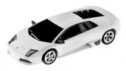 AutoDrive Lamborghini Murcielago fehér 8GB Pendrive (C7624067)