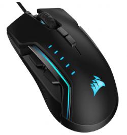 Corsair Glaive PRO RGB Gaming Mouse fekete (CH-9302211-EU)