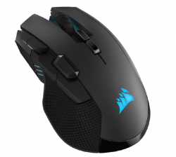 Corsair Ironclaw Wireless RGB Gaming Mouse fekete (CH-9317011-EU)