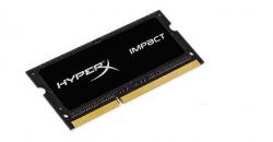 DDR3 SODIMM Kingston HyperX Impact Black 8GB Notebook Memória (HX318LS11IB/8)