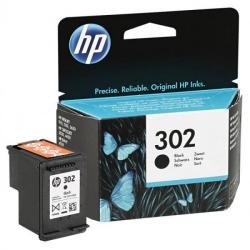 HP No302 fekete tintapatron (F6U66AE)