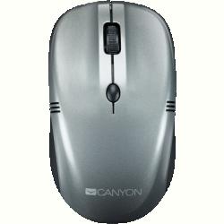 Canyon CNE-CMSW03DG wireless egér 1600dpi - Sötétszürke
