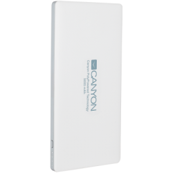 CANYON CNS-TPBP5W 5000mAh powerbank fehér
