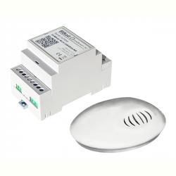 COMPUTHERM Wi-Fi termosztát vezeték nélküli hőérzékelővel(B300RF)