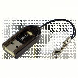 Logilink USB, Micro SD kártyaolvasó (Micro SDHC-hez is) - CR0009