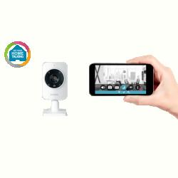 D-Link Beltéri éjjellátó kamera HD (DCS-935LH)