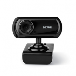 ACME CA04 Realistic USB mikrofonos fekete webkamera (ACWCA04)