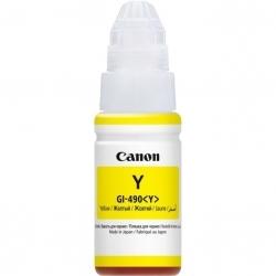 Canon GI-490Y sárga tintapatron (0666C001)