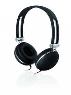 I-BOX HPI D005 fekete fejhallgató (SHPID005BK)