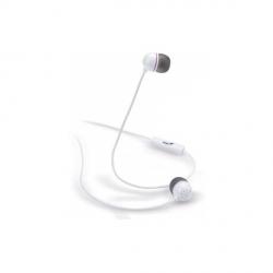 Genius HS-M210 fehér mikrofonos mobil headset (31710183101)