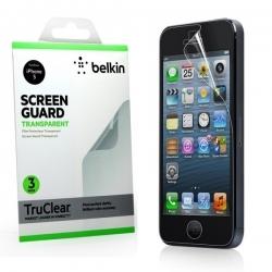 Belkin F8W179cw3 iPhone5 3 db-os képernyővédő fólia 1eda65a6d9
