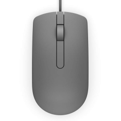 DELL MS116 USB optikai szürke egér (570-AAIT)