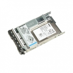 DELL EMC SZERVER HDD - 600GB, 10000 RPM, 2.5'' SAS 12G 512N, 3.5'' HYB HOT-PLUG DRIVE [ 14G RACK ].