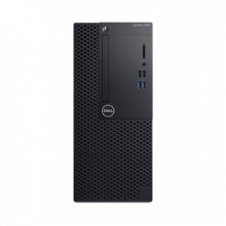 DELL PC OPTIPLEX 3060 MT, INTEL CORE I3-8100 Asztali Számítógép (3060MT_267784)