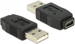 DELOCK Mini USB Átalakító (65094)