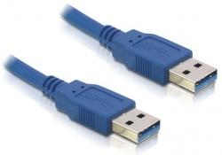 Delock USB 3.0-A kábel apa/apa (82430)
