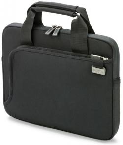 Dicota Smart Skin  12,5'' fekete notebook táska (D31179)