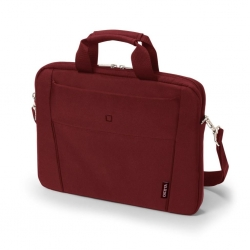 Dicota Slim Case Base 15-15.6'' notebook táska piros /D31310/
